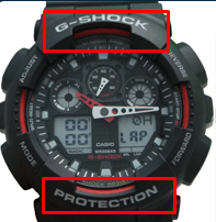 PROTECTION и G-SHOCK