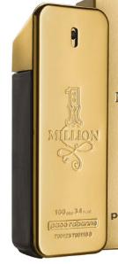 Cologne сделан в форме слитка золота