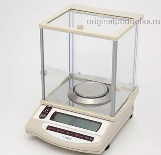 Каратные весы