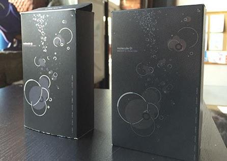 Коробка духов