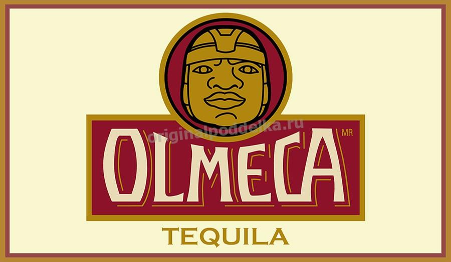 Логотип компании Ольмека
