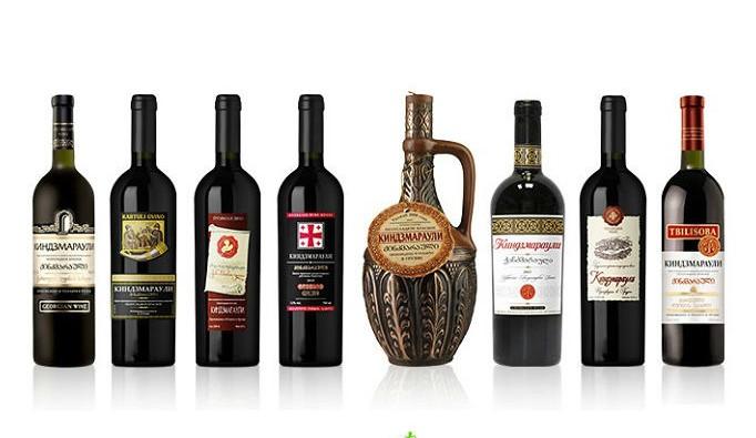 Вино Киндзмараули от разных производителей
