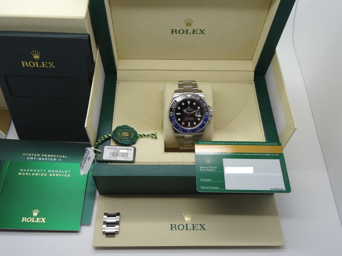Оригинальная упаковка часов ролекс