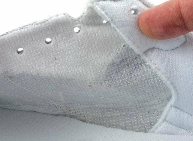 Внутренняя подкладка кроссовок Reebok