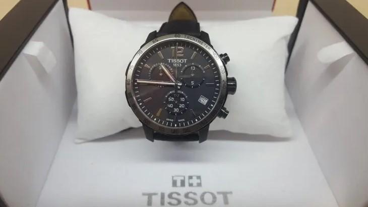 Упаковка оригинальных часов Tissot