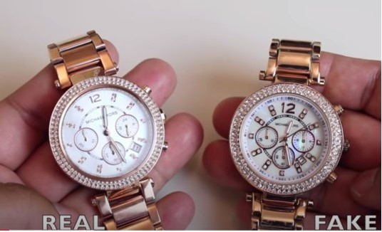 Циферблат оригинальных часов Tissot и подделки