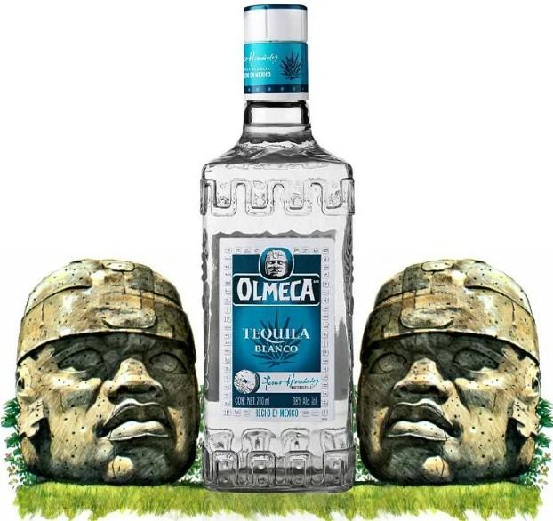 Бутылка оригинальной текилы Olmeca