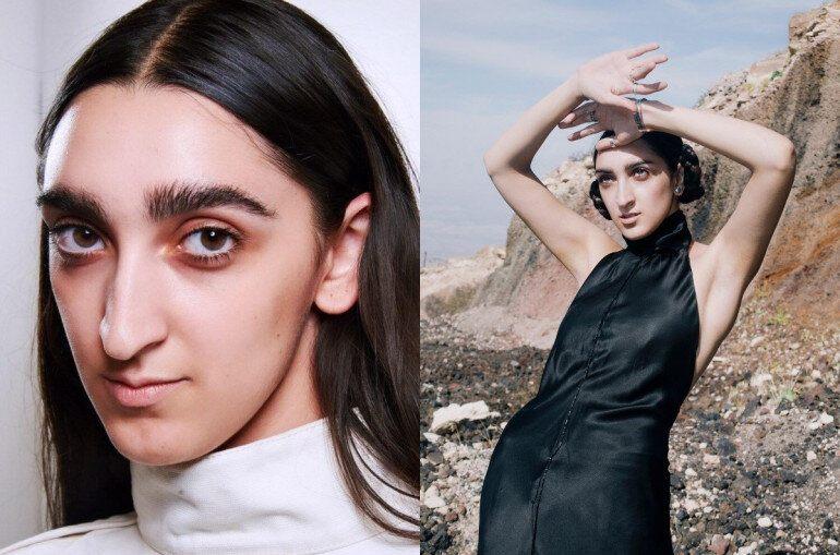 Армянская модель Gucci