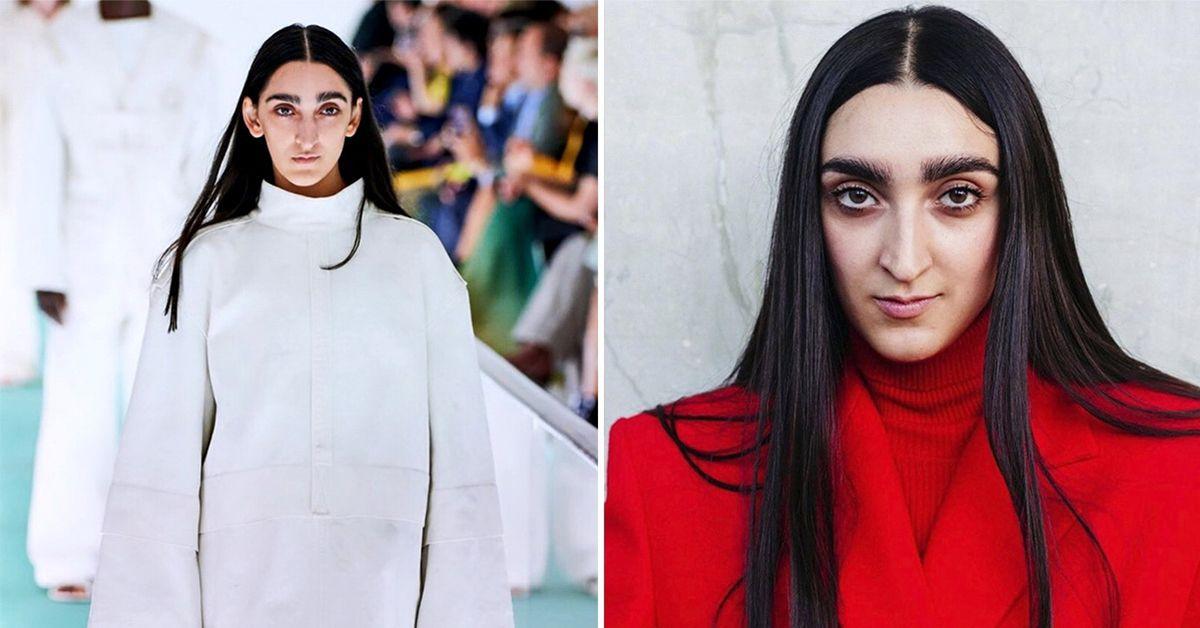 Модель Гуччи армянка
