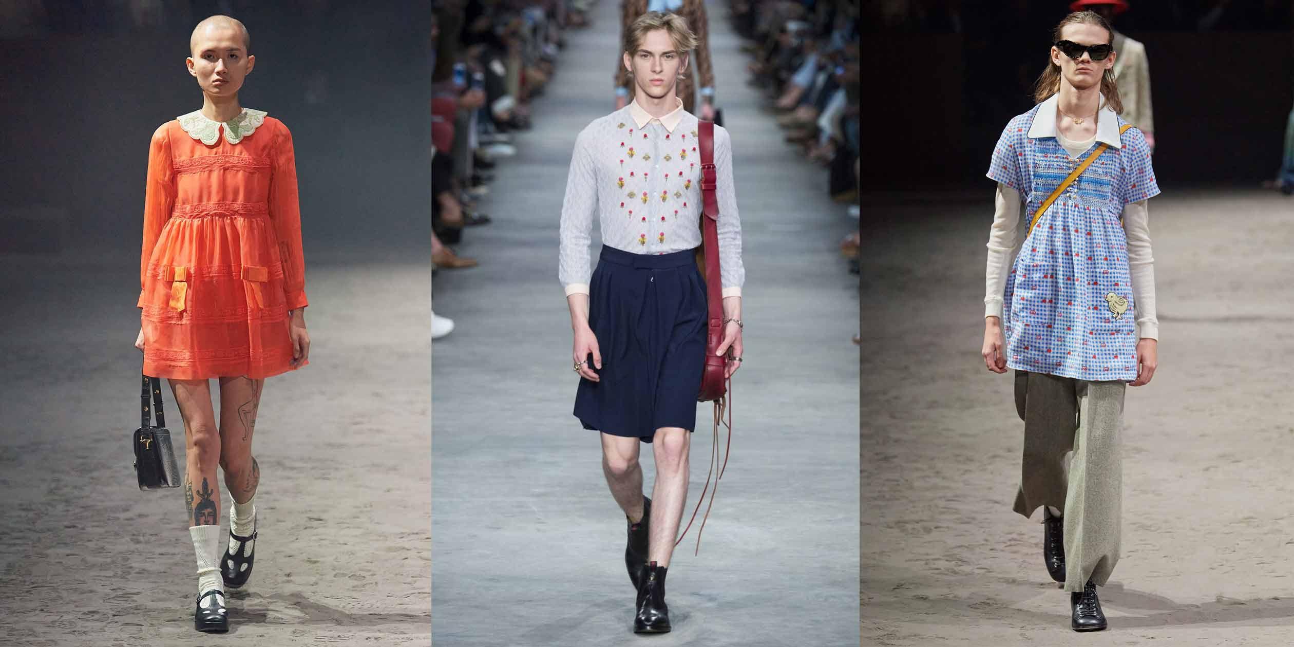 Gucci платье для мужчин