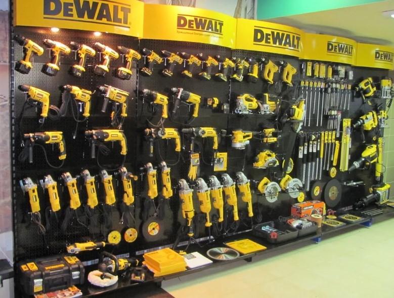Продажа инструмента Dewalt