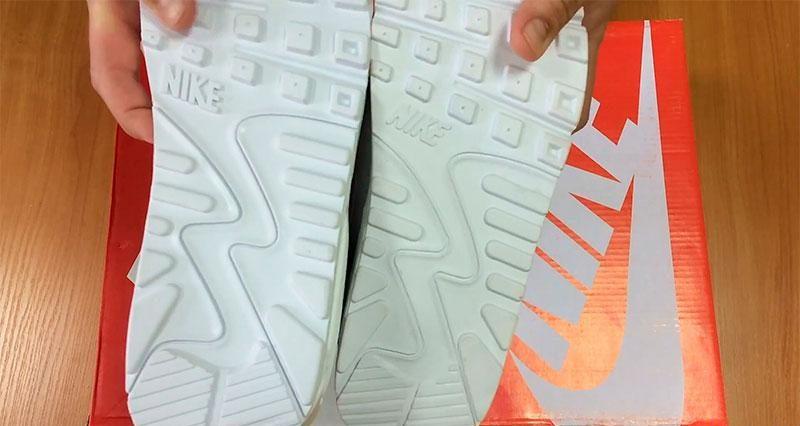 Подошва Nike Air Max 90