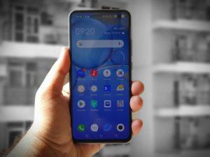 Телефон ViiQOO 3 5Gvo