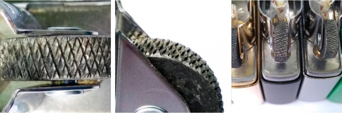 Колесико на зажигалке Zippo