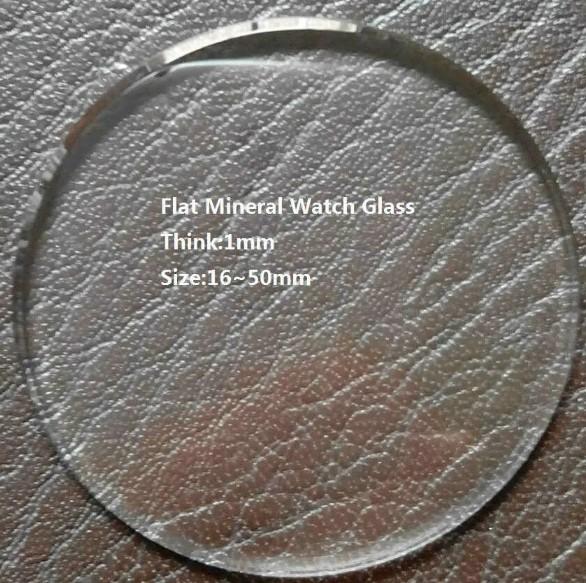 Минеральное стекло для часов