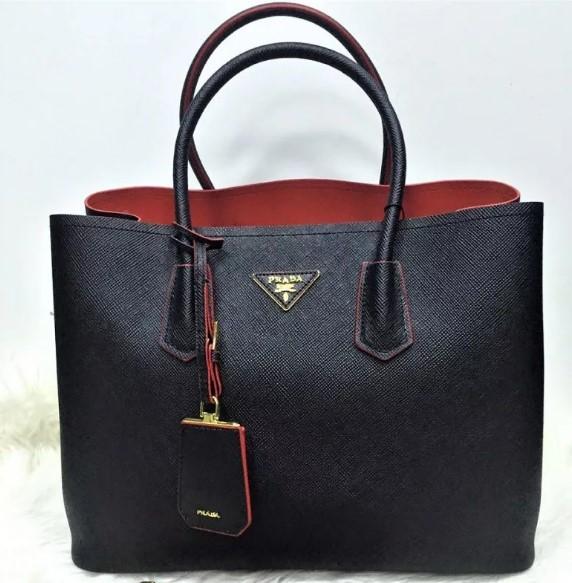 Оригинальная сумка Prada Saffiano
