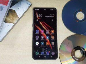 Телефон Vivo iQOO Z1