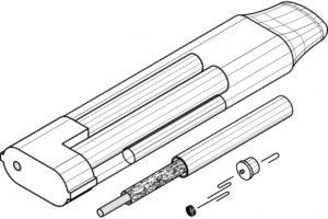 Как устроена электронная сигарета HQD