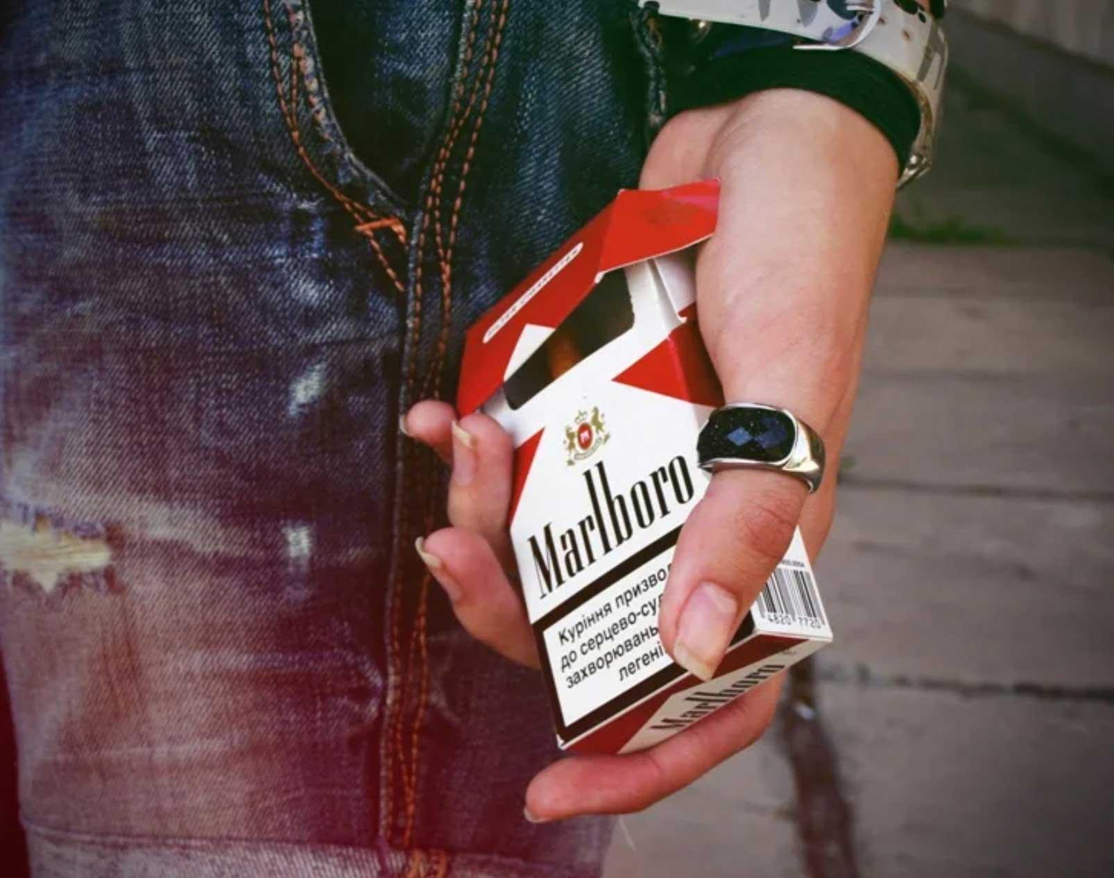 Как должна выглядеть подлинная пачка сигарет
