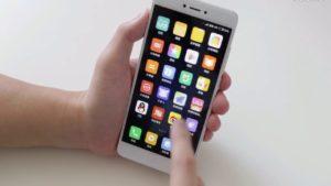 Дисплей смартфона Xiaomi Redmi 4x