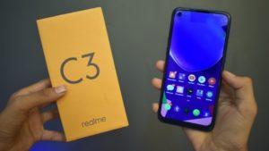 Дисплей Realme C3