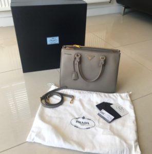 сумки Prada в оригинальной паковке