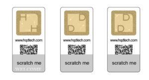 hqdtech проверка QR-кода
