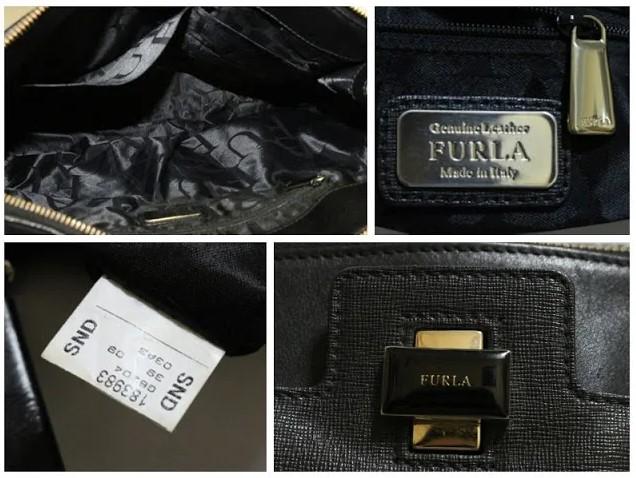 Детали оригинальной сумки Furla