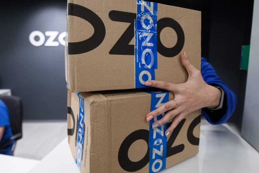 Посылка Озон