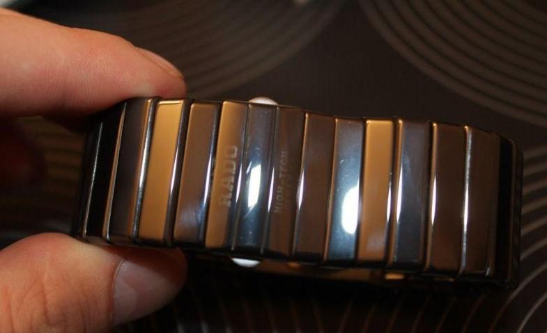 Браслет оригинальных часов Rado