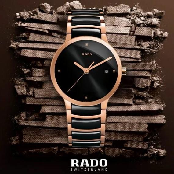 Оригинальные часы Rado
