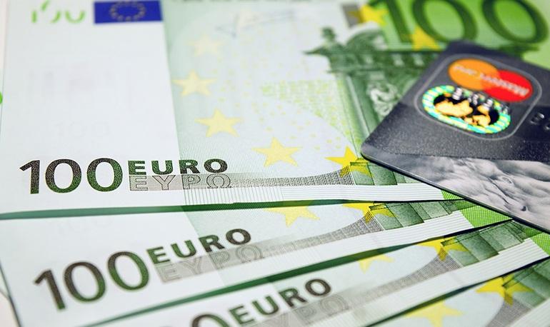 100 евро подделка