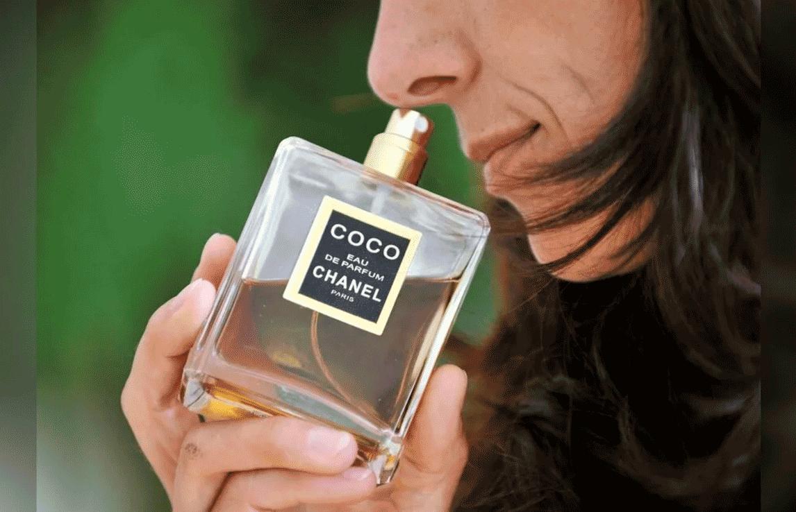 Запах духов